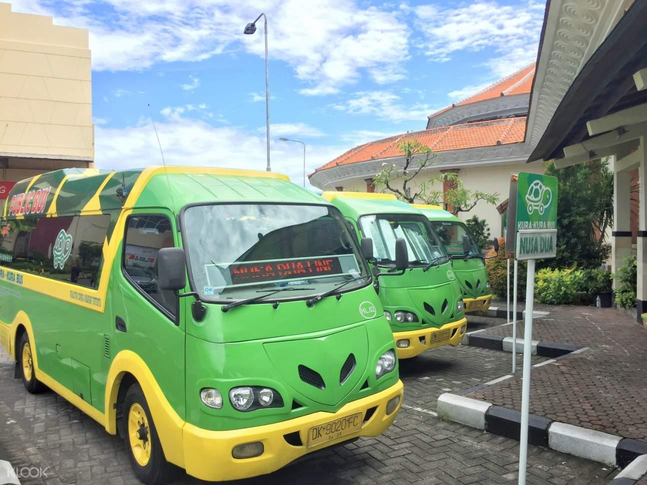 green vans in bali